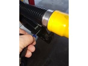 Gas pump nozzle needle (Goupille de pistolet à essence ou gasoil)
