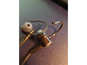 Sony MDRXB50AP Extra Bass Earbud Headset Earclip