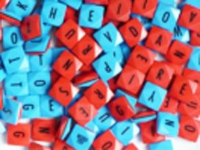 WordTov Letter Tiles