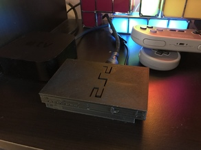 PlayStation 2 - Raspberry Pi Case