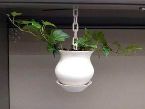 Magnetic Hanging Office Planter