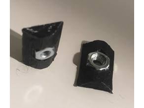 M3&M4 Sliding Nut for profile 20x20mm