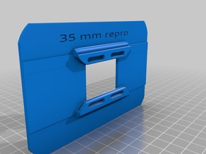 35 mm negative copier mask