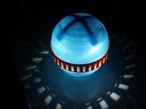 lampara ambientador humificador