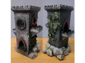 D&D DM Dice Tower