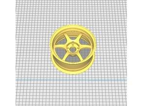 JDM Style Wheel