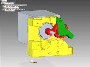 Direct Tito-V3 Extruder for Printrbot