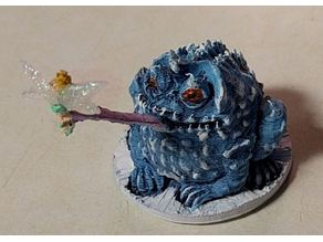 Giant Frost Toad