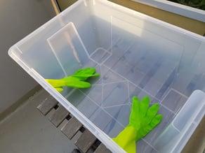 Dremel Box from IKEA Samla