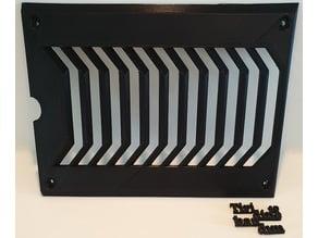 Hypercube Evolution Trim Panel Enclosure
