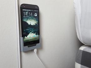 HTC one mini 2 wall mount