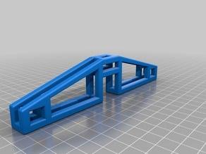 Ender 3 LED Strip holder IKEA LEDBERG v3