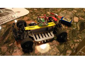 Losi 1/24 chassis for bigger battery