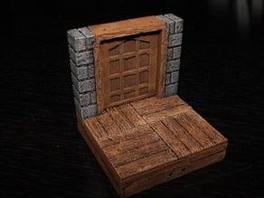 OpenForge 2.0 Tudor Stone Door
