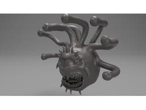 Beholder 3D Print concept