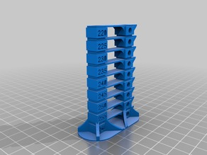Temp Tower 220-260 degrees, Reinforced
