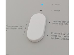 Power button cap - Mi Robot Vacuum
