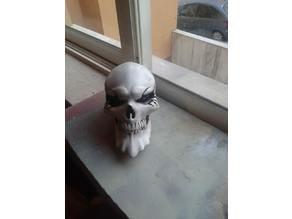 Ainz Ooal Gown skull