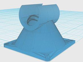 J-hotend 40mm Fan mount