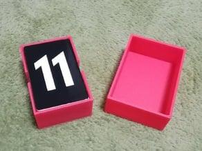 """""""algo"""" card case"""