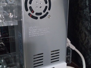 power supply cover