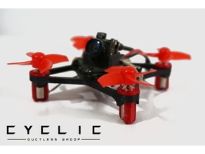Halo RC Cyclic - Ductless Whoop Frames