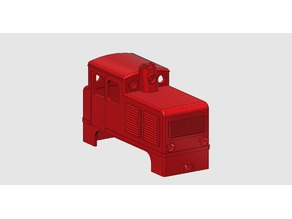 HOe/-9/-n30 Diesel Cog Loco
