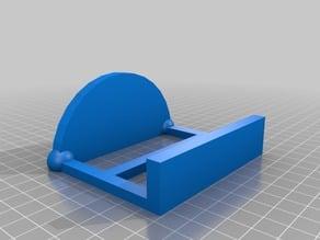 Parametrized Bathroom Sponge Holder