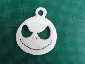 Jack Skellington Key fob
