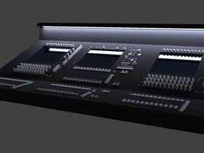 digico sd7, Live Digital Console