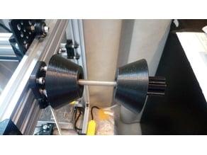 Spool holder for 40 x 20 V-slot