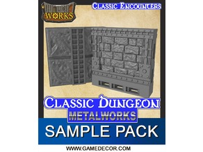 Classic Dungeon MetalWorks