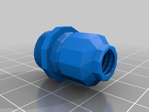 Inspire 1 Worm Drive Plastic Piece