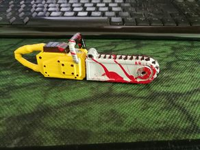 USB Chainsaw