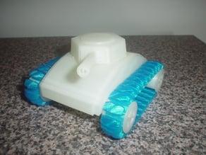 stretchlet tank