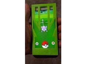Pokemon Curveball Template for Samsung Galaxy S6