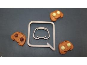 Discord App cookie cutter