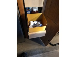 Storage Bins - Large and Small