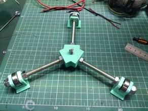 Simple Rotating Base