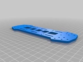 Hammer Mini H 2.0 with Fatshark 600TVL cam mounting holes
