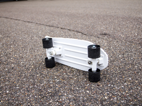 Trucks for Z-18 Penny Skateboard