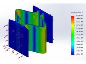 3D Printer Damper/Shock Absorber
