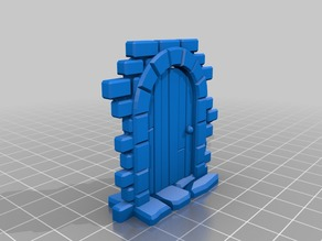 Dungeon Door Tabletop