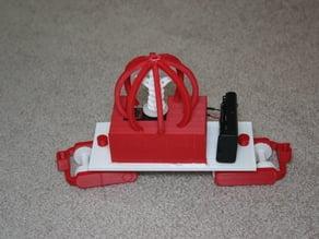 Christmas Rail Car 8