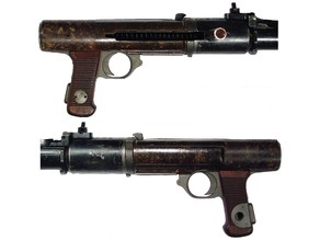 RT-97C; Back Body, Handle (SW; ANH)