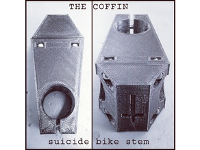 THE COFFIN - suicide bike stem