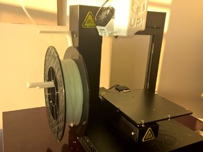 Up spool holder