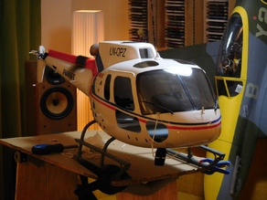 Funkey AS350 1/8-scale accessories.