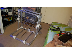 K8200 redisign in to cnc