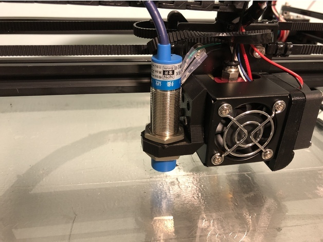 Marlin 1 1 9 for Tronxy X5s with Bed Level Sensor by Bluppi